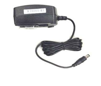 Zebra PWR-WUA24V15W0WW adaptador e inversor de corriente 15 W Negro