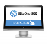 """HP EliteOne 800 G2 Touch 3.2GHz i5-6500 23"""" 1920 x 1080pixels Touchscreen Silver"""