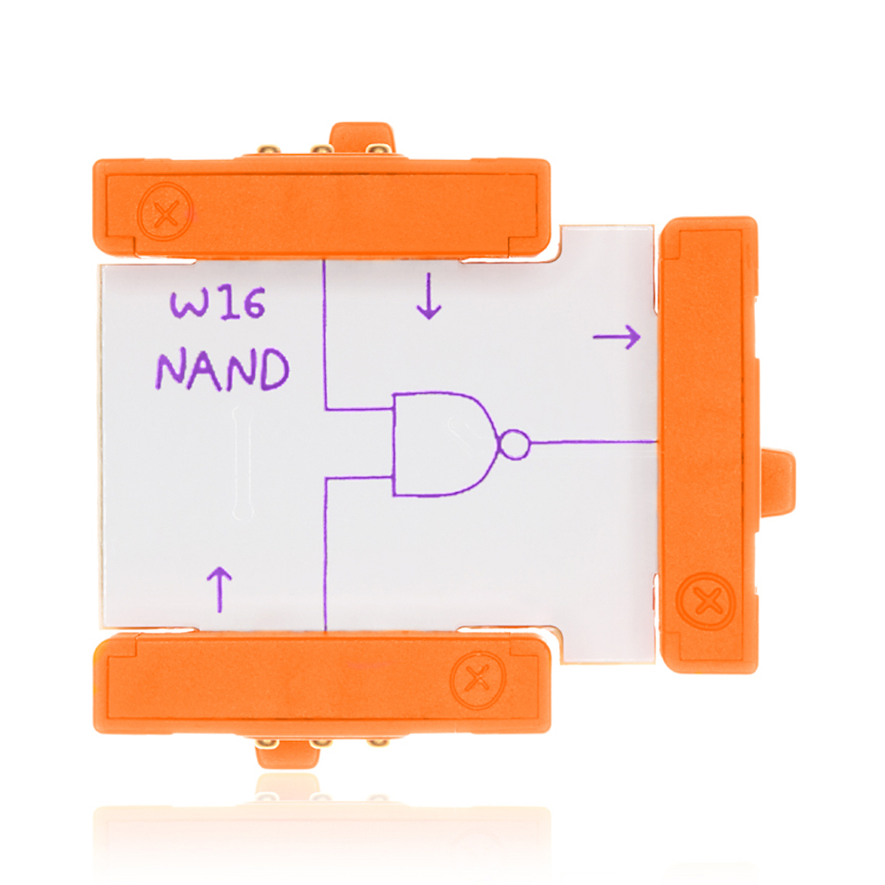 LITTLEBITS Wire Bits - NAND