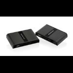 iogear GPLHDPROK AV extender AV transmitter & receiver Black