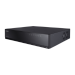 Hanwha HRX-1621 digital video recorder (DVR) Black