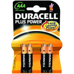 Duracell MN2400B4 household battery Single-use battery AAA Alkaline