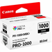 Canon 0545C001 (PFI-1000 MBK) Ink cartridge black matt, 5.49K pages, 80ml