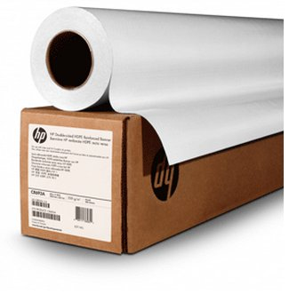 "HP PHOTO PAPER ROLL 36"" Gloss White photo paper"