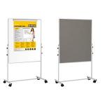 Bi-Office EA4726075 whiteboard 700 x 1200 mm Magnetic