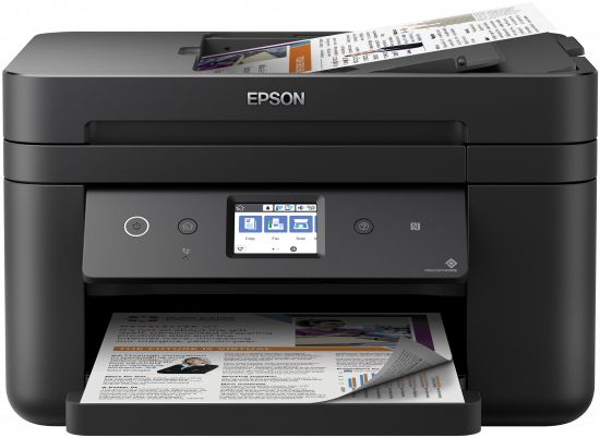 Epson WorkForce WF-2865DWF 4800 x 1200DPI Inkjet A4 33ppm Wi-Fi