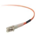 DELL 470-ACMO fibre optic cable 3 m OM4 LC Orange