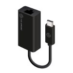 ALOGIC USB 3.1 Type C to Gigabit Ethernet Adapter - BLACK