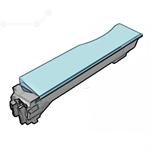Delacamp TK540C-C compatible Toner cyan, 4K pages, 900gr (replaces Kyocera TK-540C)