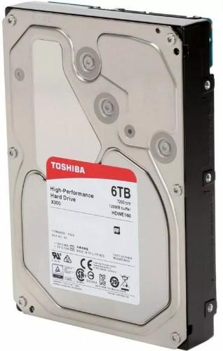 Toshiba X300 6144GB Serial ATA III internal hard drive