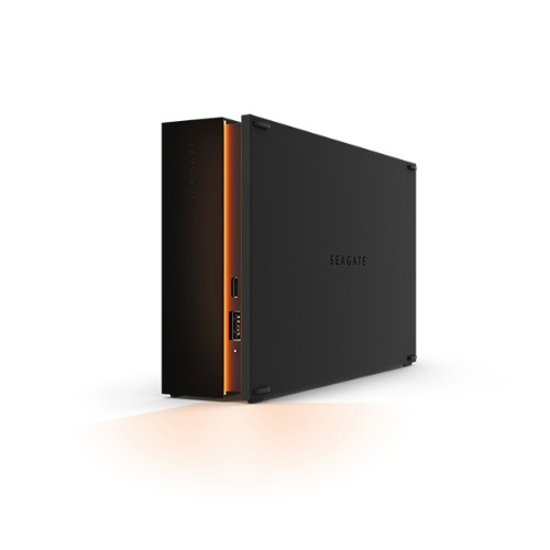 Seagate Game Drive FireCuda external hard drive 1000 GB Black