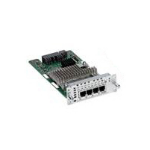Cisco NIM-4E/M= voice network module