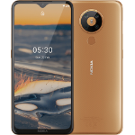 "Nokia 5.3 16.6 cm (6.55"") 4 GB 64 GB Dual SIM 4G USB Type-C Sand Android 10.0 4000 mAh"