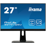 "iiyama ProLite B2791QSU-B1 27"" Quad HD TN Matt Black Flat computer monitor"