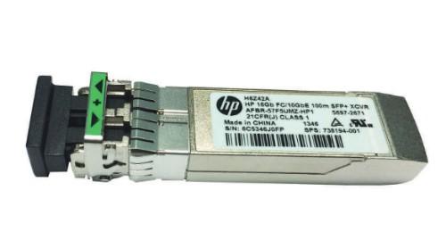 Hewlett Packard Enterprise B-series 32Gb SFP+ SW network transceiver module 32000 Mbit/s SFP+ 850 nm