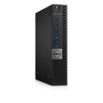 DELL 5050m 3.4GHz i3-7100T 1.2L sized PC Black Mini PC