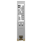 Hewlett Packard Enterprise X120 1G SFP RJ-45 T network transceiver module Copper 1000 Mbit/s