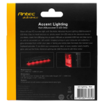 Antec Inc USB Powered Lighting Kit Red