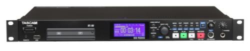 Tascam SS-R200 16bit 48kHz Black digital audio recorder