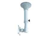 Newstar FPMA-C025SILVER flat panel ceiling mount
