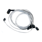 Microsemi ADAPTEC I-RA-HDMSAS-4SATA-SB 0.8m 6Gbit/s