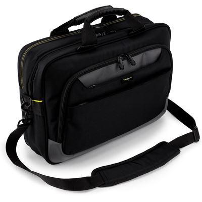 "Targus CityGear notebook case 39.6 cm (15.6"") Messenger case Black"