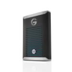 Western Digital G-DRIVE PRO 500 GB Black, Gray