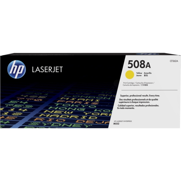 HP CF362A (508A) Toner yellow, 5K pages