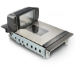 Datalogic Magellan 9300i Lector de códigos de barras integrado 1D/2D Negro, Gris