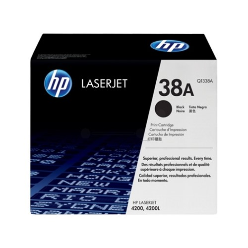 HP Toner Cartridge Laserjet 4200 Q1338A