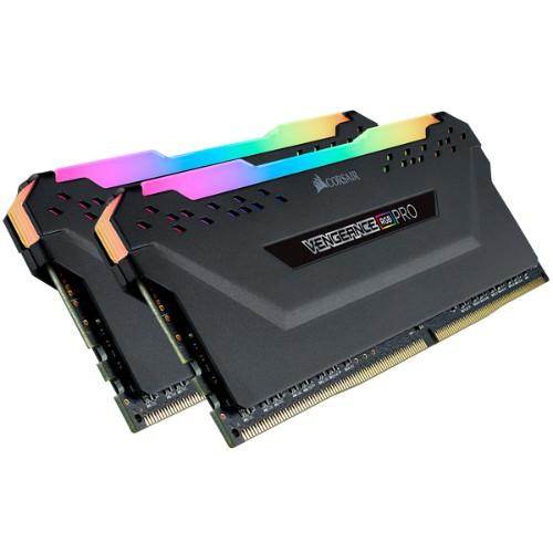 Corsair Vengeance CMW32GX4M2A2666C16 memory module 32 GB DDR4 2666 MHz