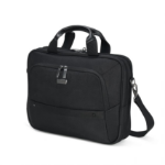 "Dicota Eco Top Traveller SELECT 39.6 cm (15.6"") Messenger case Black D31644"