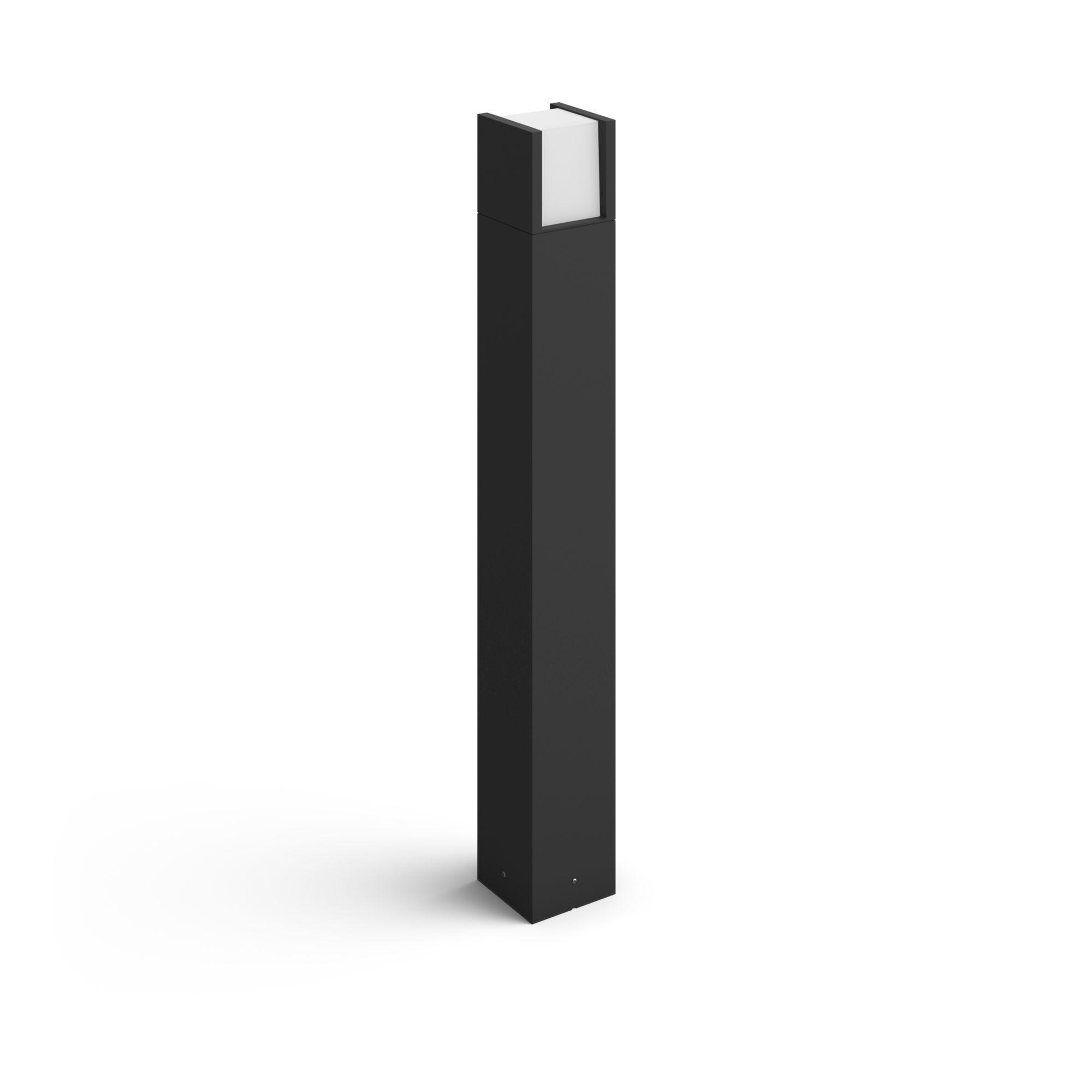Philips Hue White Lámpara de poste para exteriores Fuzo