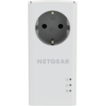 Netgear PLP1200-100PES PowerLine network adapter 1200 Mbit/s Ethernet LAN White 2 pc(s)