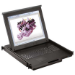 "Austin Hughes Electronics Ltd RKP119-S1601E_EU 19"" 1280 x 1024pixels Black rack console"