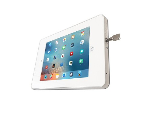 "Tryten T2608WA 9.7"" White tablet security enclosure"