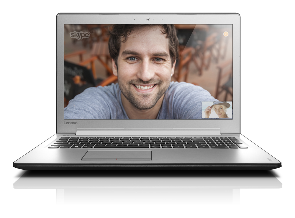 "Lenovo IdeaPad 510 Black,Metallic Notebook 39.6 cm (15.6"") 1920 x 1080 pixels 6th gen Intel® Core�"""