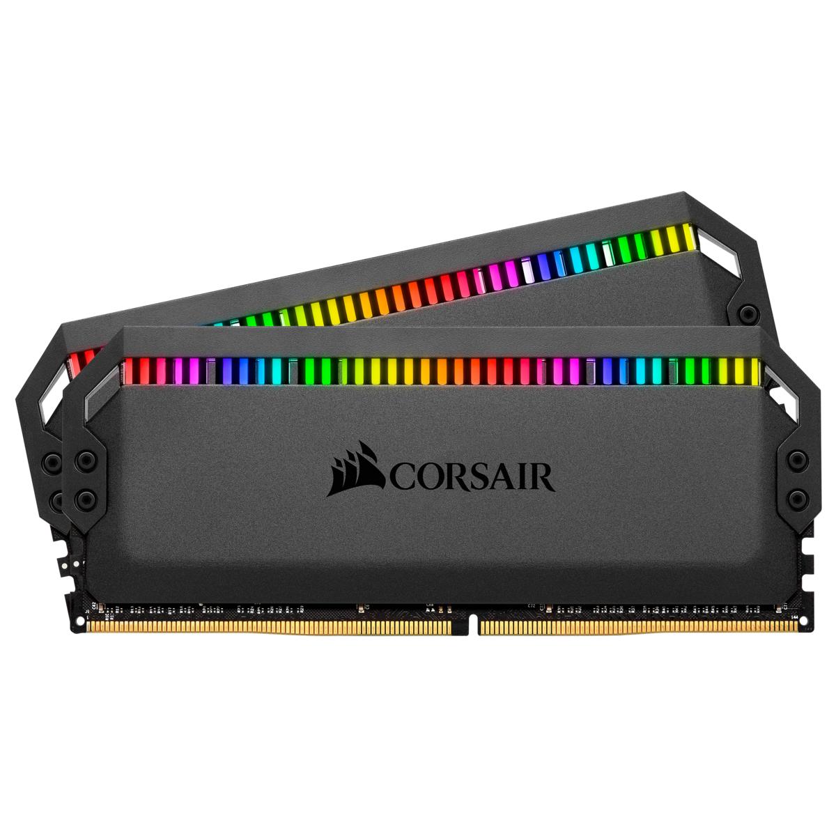 Corsair Platinum RGB memory module 16 GB DDR4 3000 MHz