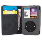 TheSnugg B00U8S332G Wallet case Grey MP3/MP4 player case