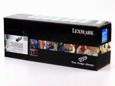 Lexmark 24B5834 Toner yellow, 18K pages