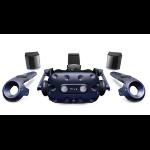 HTC VIVE Pro kit - VIVE PRO HMD, 2x Controllers, 2 x Base Station 2.0