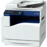 XEROX A3 Colour Multifunction Printer.20/20 ppm, print-copy-scan-email (fax option),4.3 inch touch screen;