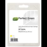 Perfect Green C4909ACOMP 32ml Yellow ink cartridgeZZZZZ], C4909ACOMP