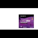 Sony 3DMW30R2HC 1.4GB DVD+RW 3pcs blank DVD