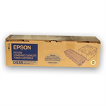 Epson C13S050438 (0438) Toner black, 3.5K pages @ 5% coverage
