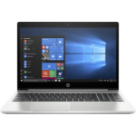 "HP ProBook 455R G6 Notebook Silver 39.6 cm (15.6"") 1920 x 1080 pixels AMD Ryzen 5 8 GB DDR4-SDRAM 256 GB SSD Wi-Fi 5 (802.11ac) Windows 10 Pro"