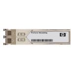 Hewlett Packard Enterprise ProCurve Gigabit-SX-LC Mini-GBIC network transceiver module Fiber optic 1000 Mbit/s SFP 850 nm