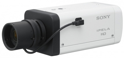 Sony SNC-VB600 indoor Bullet Black,White surveillance camera