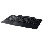 Fujitsu FPCKE611AP mobile device keyboard QWERTY English Black