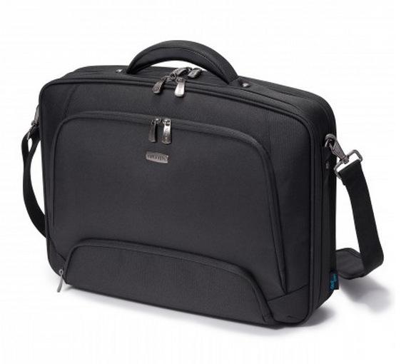 Dicota 14.1-Inch Laptop Multi Pro Carrying Case - Black (D30849)
